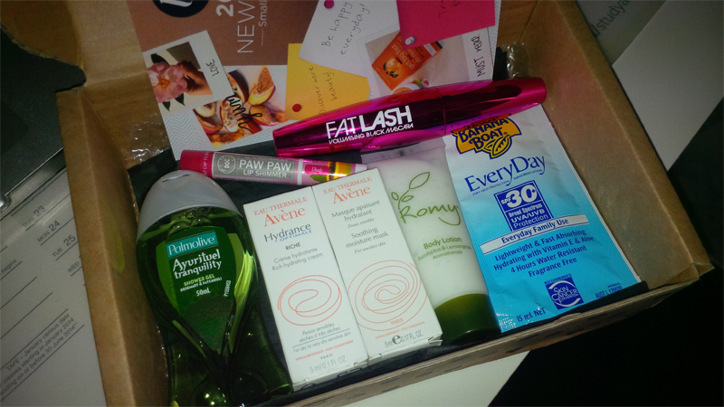 Bellabox January 2014